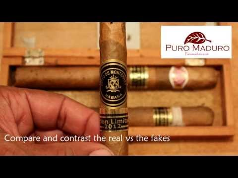 THIS REALLY PISSES ME OFF---Fake Cuban Cigars!!!!!!