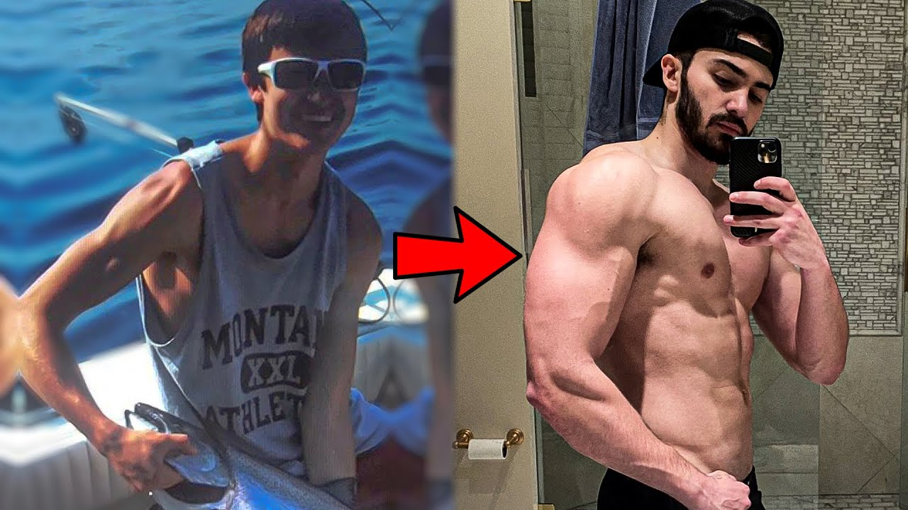 1% Nicks MUTATES From A Striated Fisherman To A 3D Fortnite House In 1 Month? - Natty Or Not