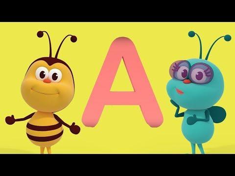 Con la A A A - Bichikids | El Reino Infantil