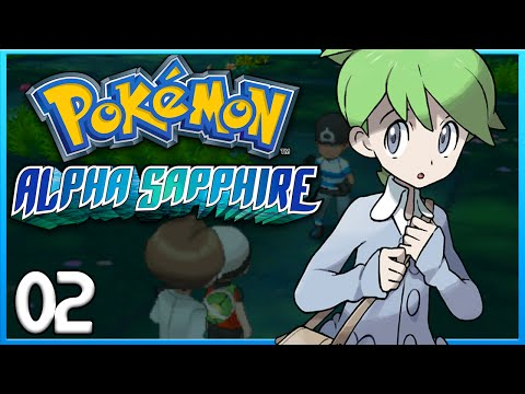 Pokemon Alpha Sapphire Part 2 - Shiny Beldum! ORAS Gameplay Walkthrough