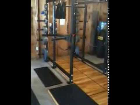 Yhwh Gregory New Rogue Power Rack Youtube