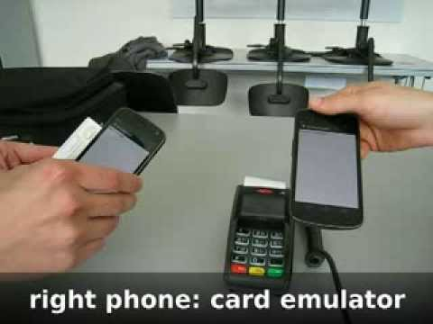 NFC Relaying - Man in the Middle Payment Transactions
