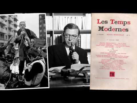 Jean-Paul Sartre (3/4): L'intellectuel : ses œuvres littéraires et son engagement