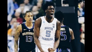 Nassir Little Flashed His Ability To Make Plays Around The Hoop In UNC's Run To Elite 8