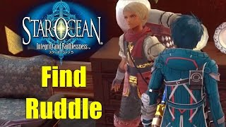 Star Ocean Integrity and Faithlessness FIND RUDDLE QUEST (PS4) 1080p HD