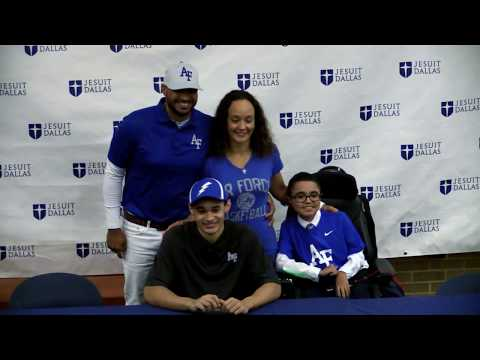 Jesuit Dallas Athletics - Fall Signing Day