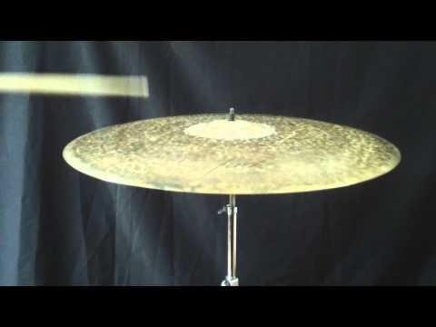"Istanbul Turk 21"" Jazz Ride, 2088 grams, For Sale at Purple Chord"