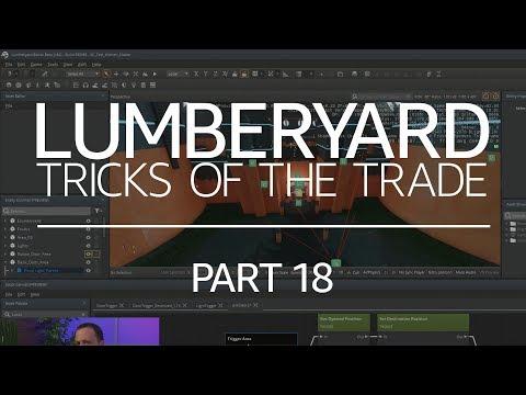 Lumberyard Tricks of the Trade - Script Canvas - Part 18