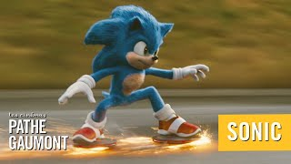 Sonic, le film - Bande-annonce VF