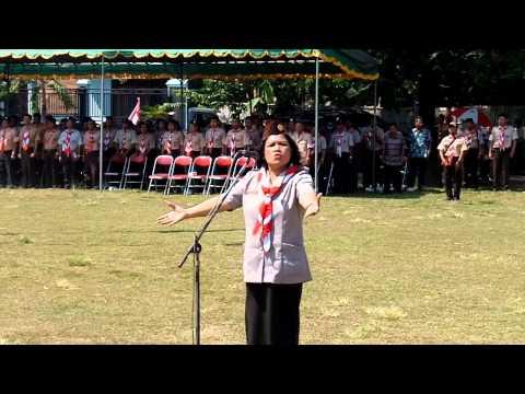 hymne pramuka jambore kwaran baki 2013