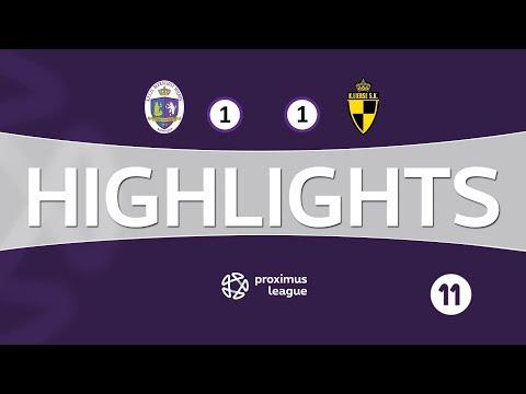 HIGHLIGHTS NL / Beerschot Wilrijk - Lierse