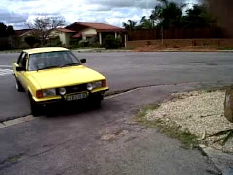 Ford Cortina Xr6 Cobra Burn Out Youtube