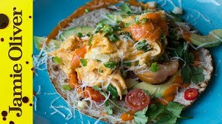 Beautiful Breakfast Tortillas | Jamie Oliver
