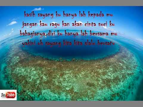 Bahagia Reza RE Feat Eka Safitri (Official Lyric Video)