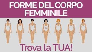 Forme del Corpo Femminile: Scopri la Forma del Tuo Corpo