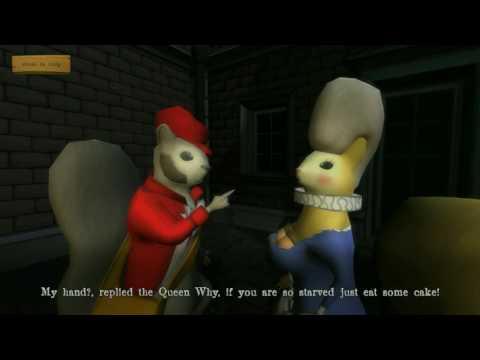 Acorn Assault: Rodent Revolution - All Story Cutscenes  