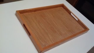 Make A Serving Tray