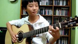 (Cyndi Lauper) Time After Time - Sungha Jung
