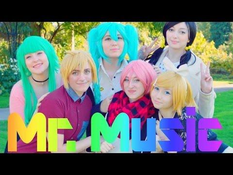 【VOCALOID】 Mr. Music {CMV}