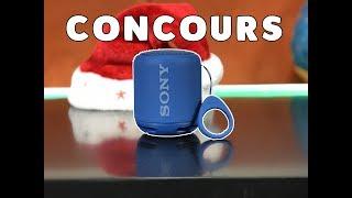 CONCOURS DE NOËL ! GAGNE TON ENCEINTE SONY XB10