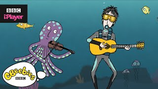 The Octopus Song | Nick Cope's Popcast | CBeebies