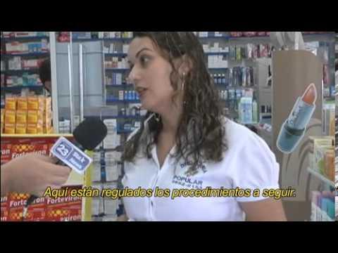 Distribución de farmacias en Brasil