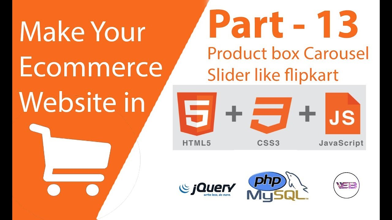 part - 13 Create the Product Box Carousel like flipkart product boxes