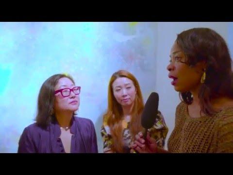 NYC Art Gallery Opening Vol 1 - Daru Jung Hyang Kim @ Artmora Chelsea