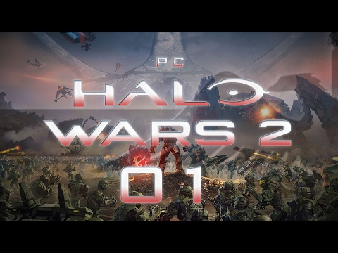 Halo Wars 2 PC #01 THE SIGNAL HALO WARS 2 - Gameplay / Let's Play