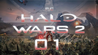 Halo Wars 2 PC #01 THE SIGNAL HALO WARS 2 - Gameplay / Let