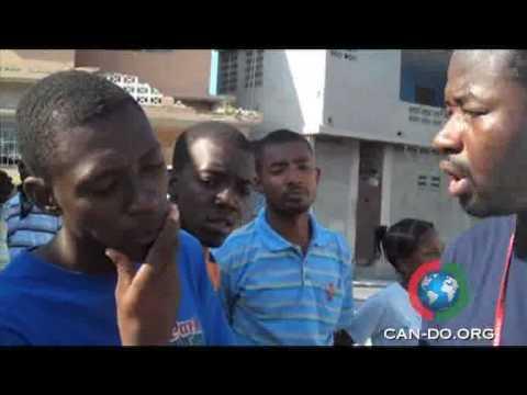 CAN-DO.ORG Project Haiti vid1 'Community Needs