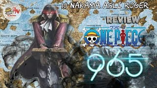 SEMUANYA MAKIN JELAS!!! ( One Piece 965 First React )