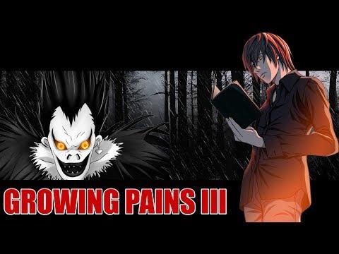 Logic - Growing Pains III (Deathnote AMV)