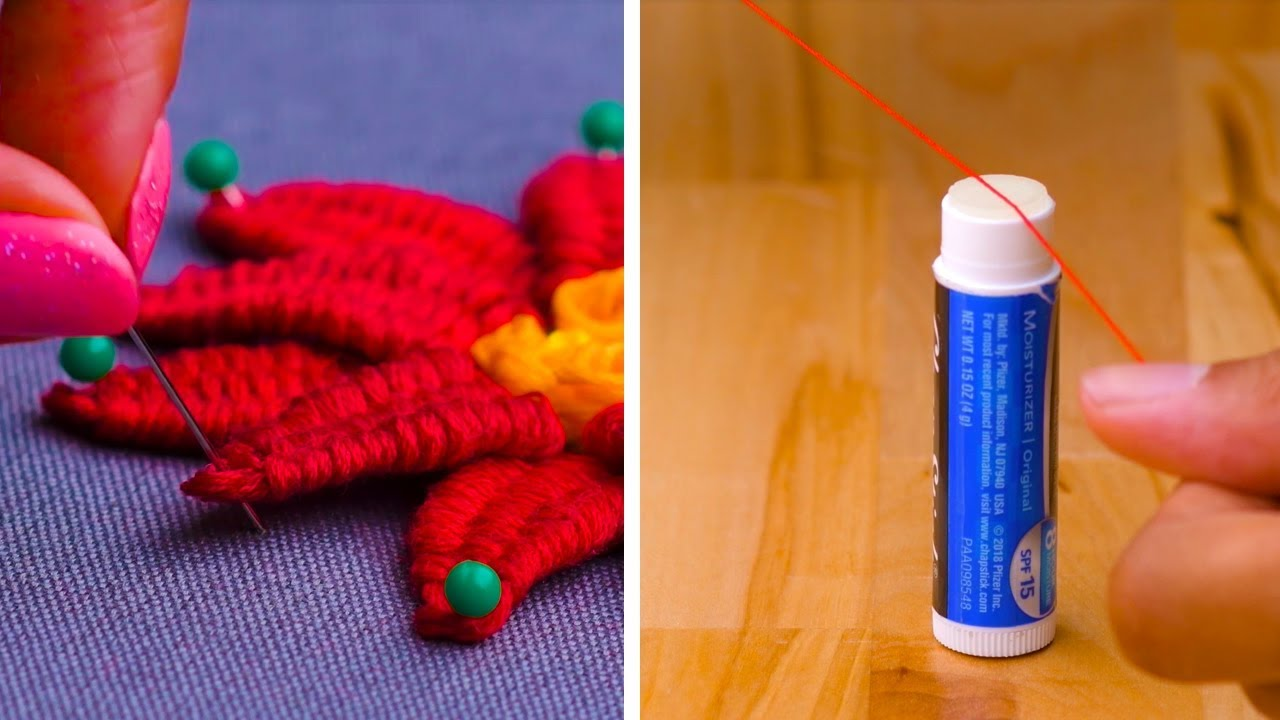 Научете да шиете како професионалец со неколку лесни трикови