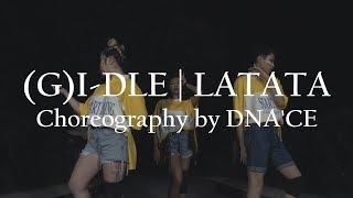 (G)I-DLE - LATATA (Original and Gess Gerald Remix) DNA&#39CE choreography