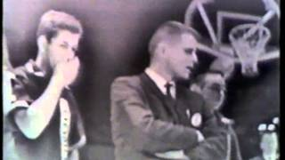 1964 Amazing Appleknockers Basketball Team