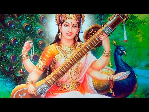 Mantra Saraswati Superb voice, Prosperity & Wealth, Family, Happiness:) Мантра САРАСВАТИ