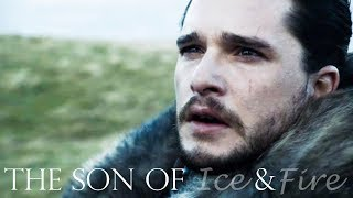 (GoT) Jon Snow - The son of Ice & Fire
