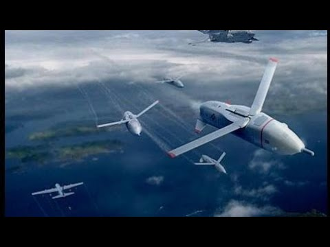 New Military Swarm Drones Set Stage For Future Warfare | SHOCKING !
