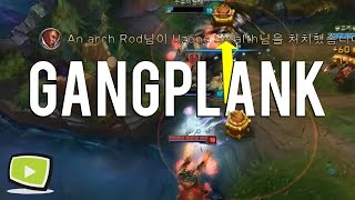 Gangplank Montage 2016 | (League of Legends)