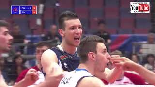 Poland - Italy M VNL 2018 - Full Match Highlights - HD