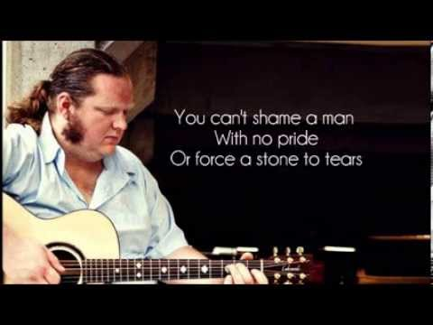 Broken man  Matt Andersen Lyrics