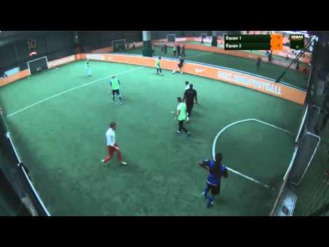 Urban Football - Aubervilliers - Terrain 10 le 04/12/2015  19:19