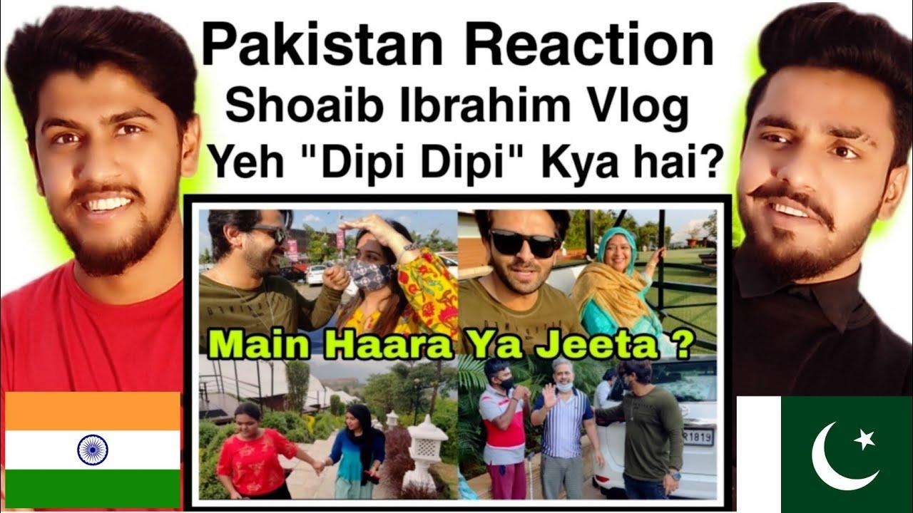 Shoaib Ibrahim Latest Vlog Reaction | Pakistan Reaction | Hashmi Reaction
