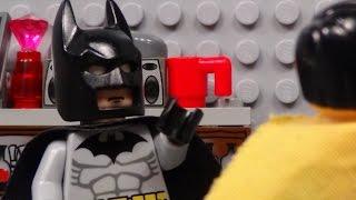 Lego Batman- The Batgirl