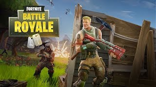 Fortnite Battle Royale Squads with several less popular people feat. Crendor, Strippin, GMart