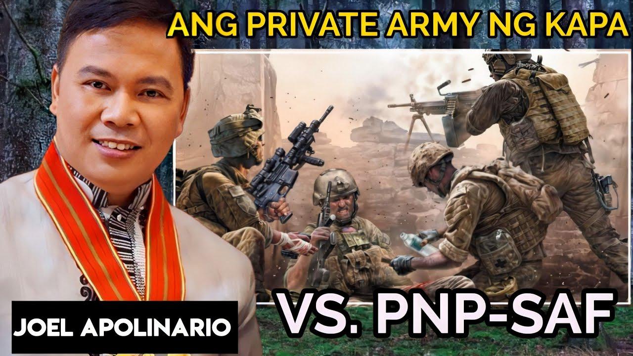 Ang PRIVATE ARMY NG KAPA Founder Joel Apolinario. plus Ang MGA TOP SCAM SA PINAS