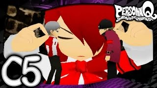Persona Q Shadow of the Labyrinth - Part 5 - Shrink Drink