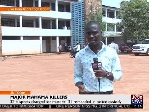 Major Mahama Killers - Joy News Today (21-6-17)