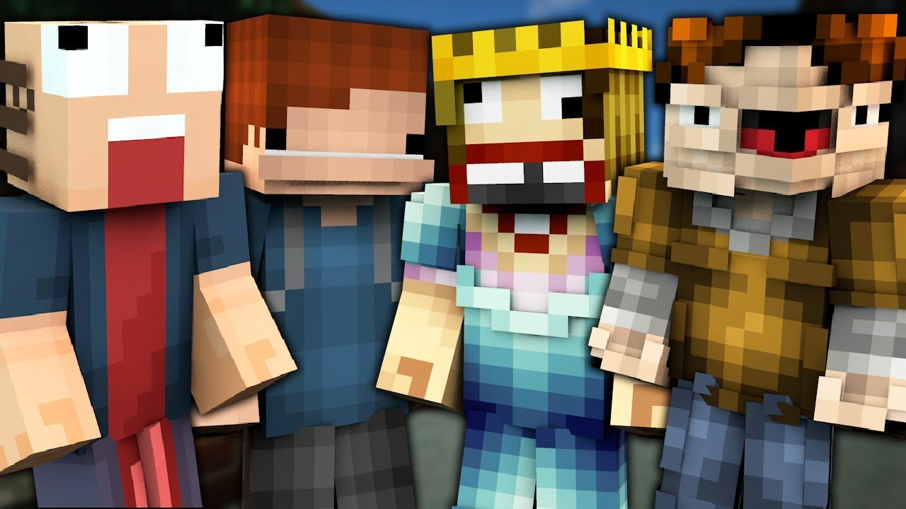 10 FUNNY MINECRAFT SKINS! - Top Minecraft Skins - YouTube